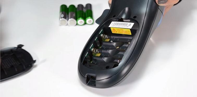pilas impresora etiquetas dymo letratag
